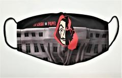 La casa de papel mask MR96